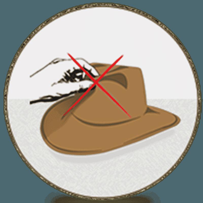 Panamahut handhabung